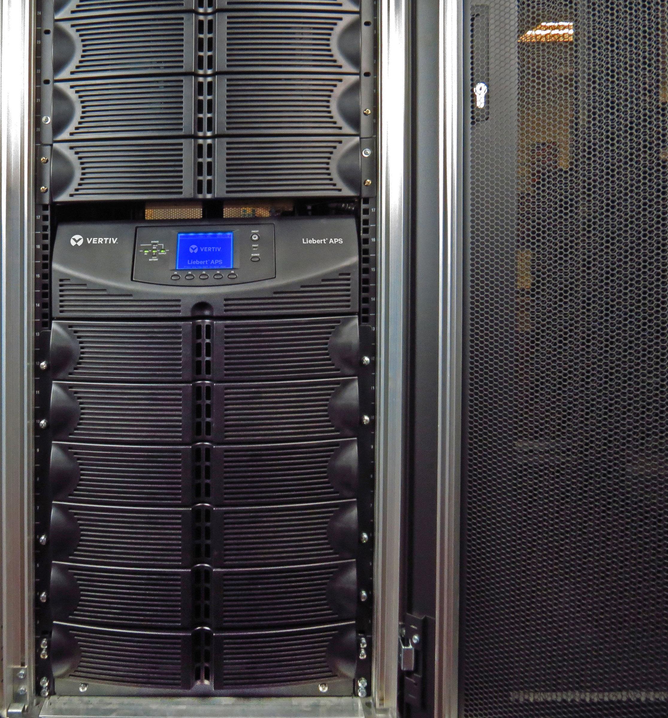 Vertiv Liebert APS | Electronic Support Systems